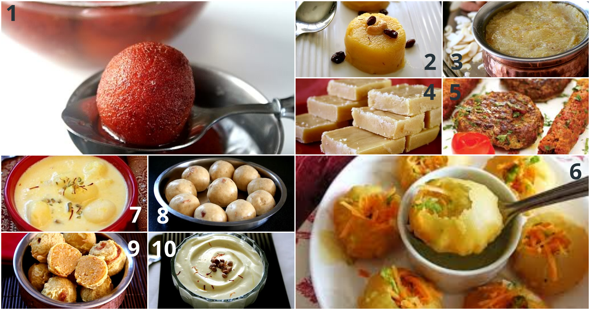 10 Deepavali Sweets that You Might Not Know