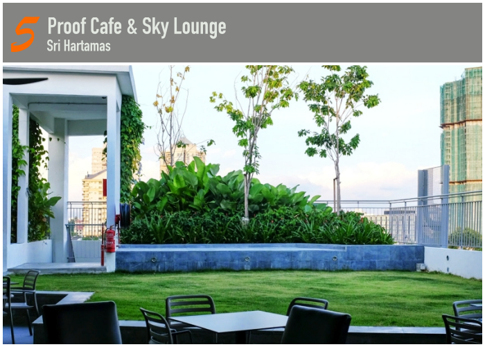 Proof Cafe & Sky Lounge