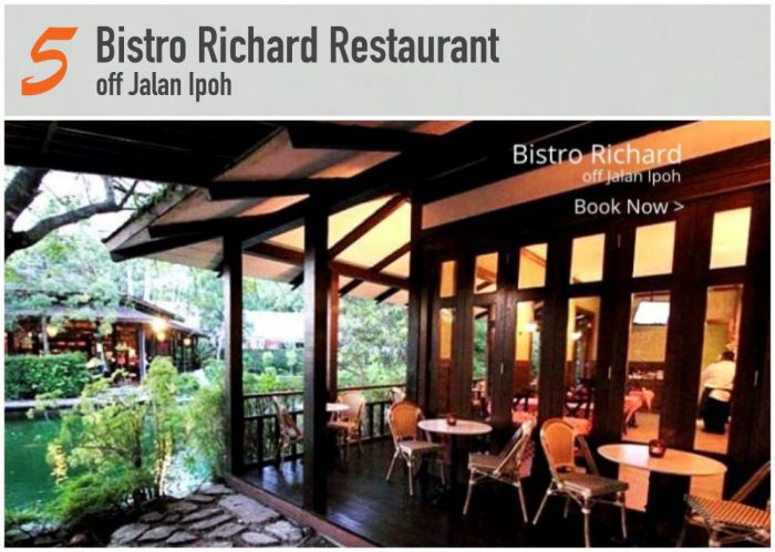 Bistro Richard Restaurant