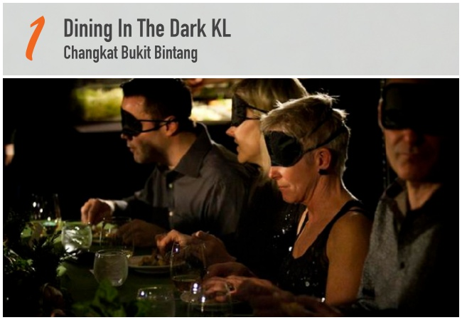 Dining In The Dark KL