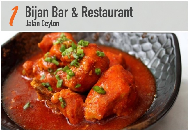 Bijan Bar & Restaurant