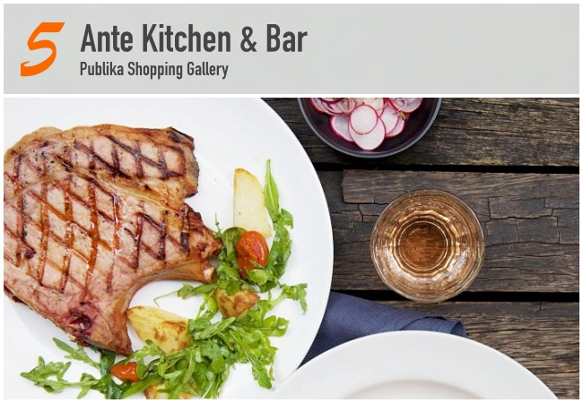 Ante Kitchen & Bar