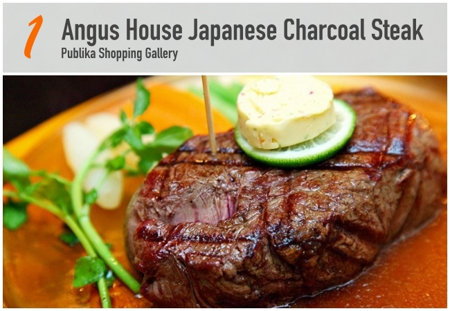 Angus House Japanese Charcoal Steak