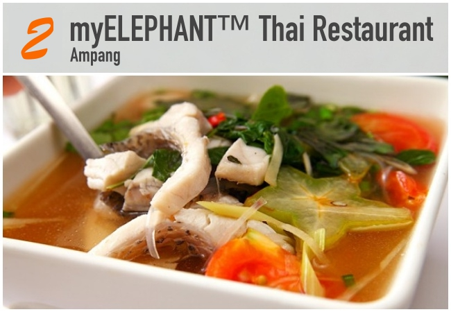 My Elephant Thai Restaurant