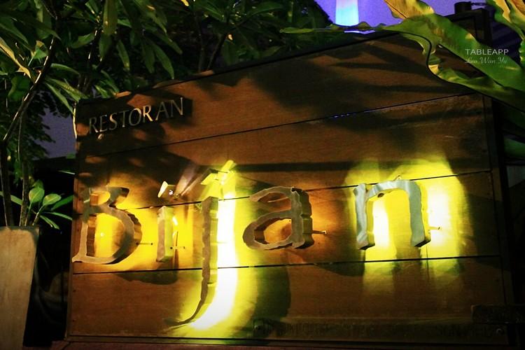 Bijan Bar & Restaurant's 'Selera Ibunda' Ramadan Buffet 2016, Kuala Lumpur.