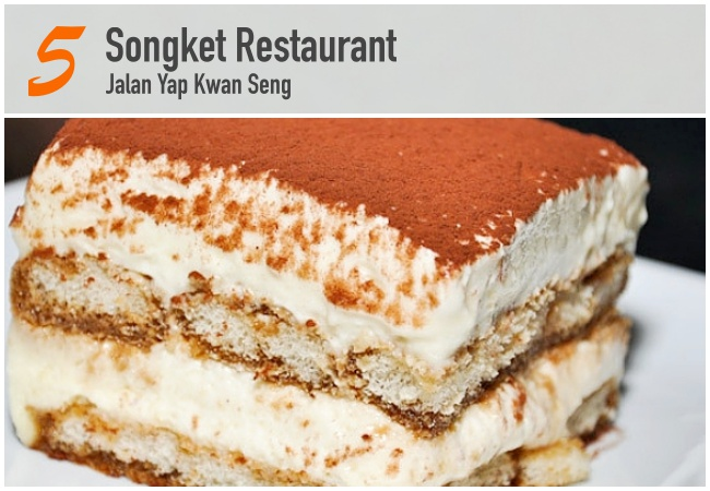 TABLEAPP_Blog #15_5 Best Durian Desserts in KL_Songket