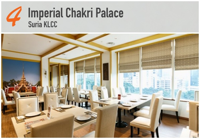 TABLEAPP_Blog #16_5 Best Vegan-Friendly Restaurants in KL_ImperialChakriPalace