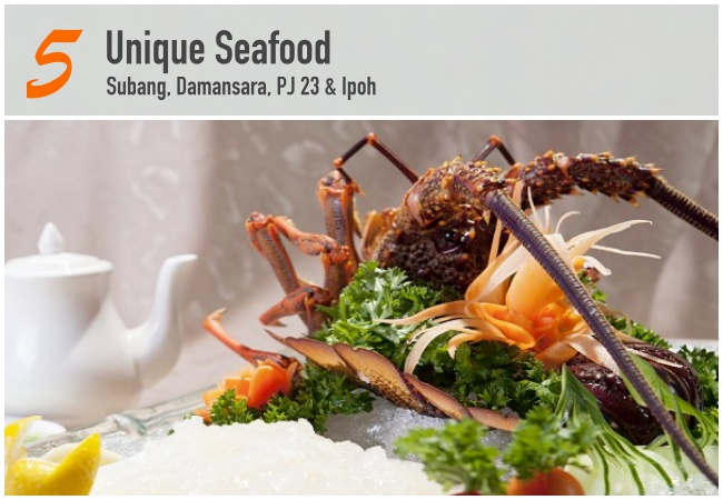 Blog #18_5 Best Seafood Restaurants in KL_UniqueSeafood
