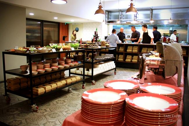 Dinner Buffet 2016 at Las Vacas Sunway Putra Mall, Kuala Lumpur