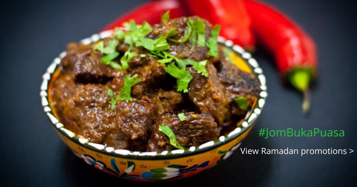 7 Most-Liked Ramadan Buffets
