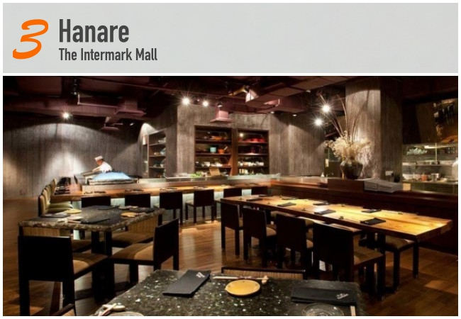 Blog #24_5 Best Japanese Restaurants in KL_Hanare