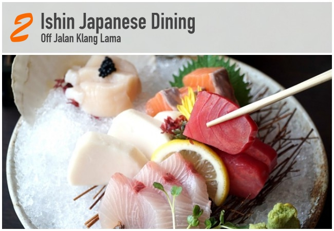 Blog #24_5 Best Japanese Restaurants in KL_IshinJapaneseDining