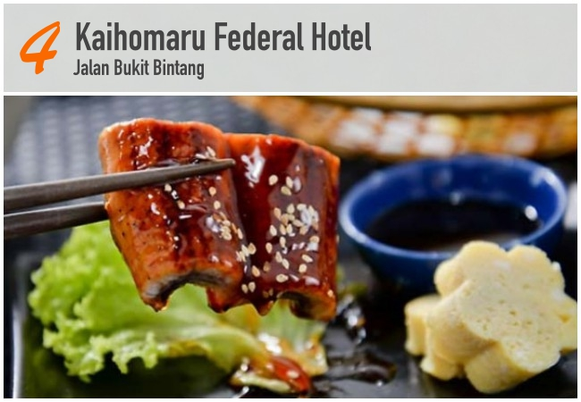 Blog #24_5 Best Japanese Restaurants in KL_Kaihomaru