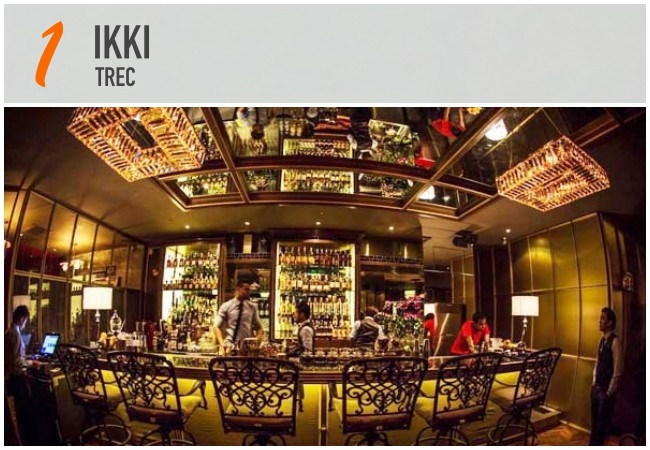 5 Best Japanese Bars in KL_IKK