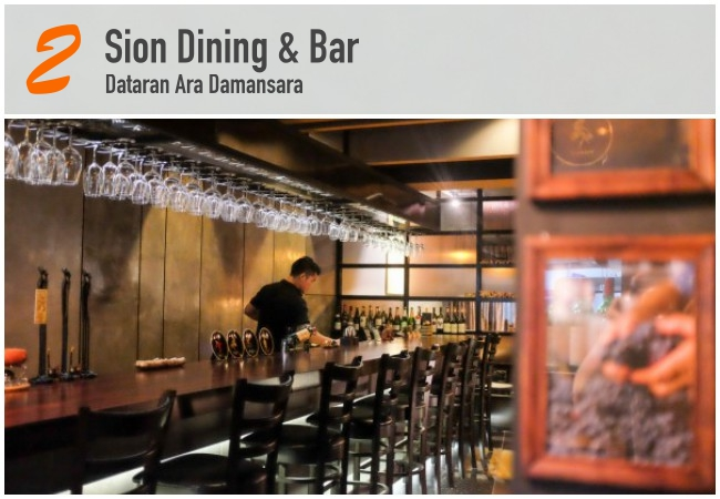 5 Best Japanese Bars in KL_Sion Dining & Bar