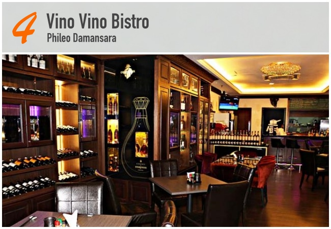5 Best Japanese Bars in KL_Vino Vino Bistro