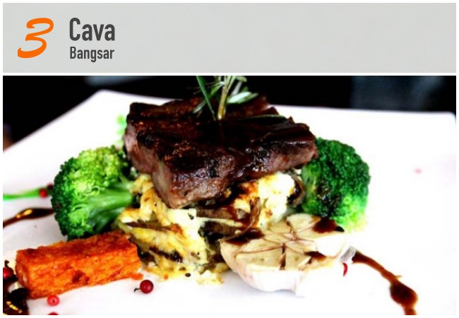 5 Best Mediterranean Restaurants in KL_Cava