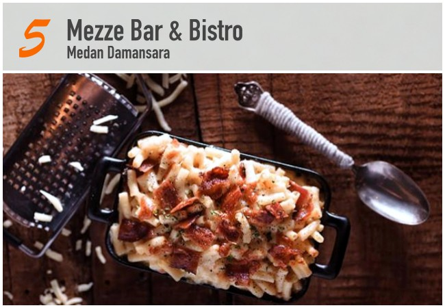 5 Best Mediterranean Restaurants in KL_Mezze