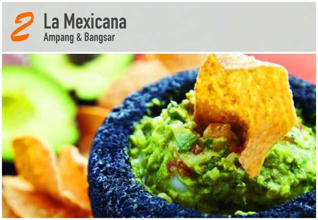 5 Best South American Restaurants in KL_LaMexicana