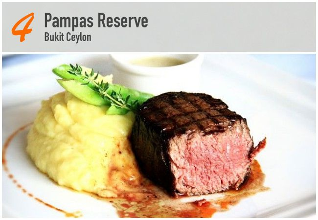 5 Best South American Restaurants in KL_Pampas