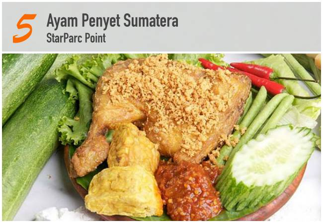 5 Best Indonesian Restaurants in KL_AyamPenyet