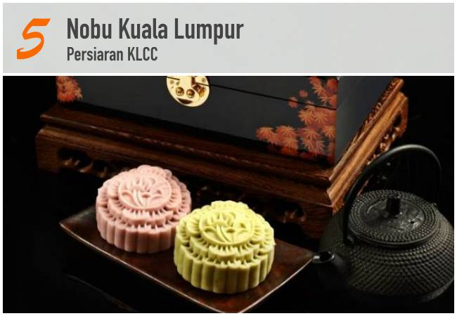 5 Mooncakes in KL That You Must Try This Mid-Autumn Festival_Nobu