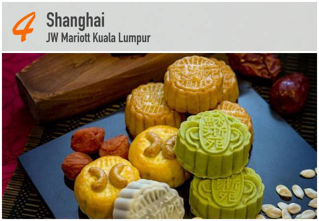 5 Mooncakes in KL That You Must Try This Mid-Autumn Festival_Shanghai