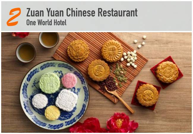 5 Mooncakes in KL That You Must Try This Mid-Autumn Festival_ZuanYuan