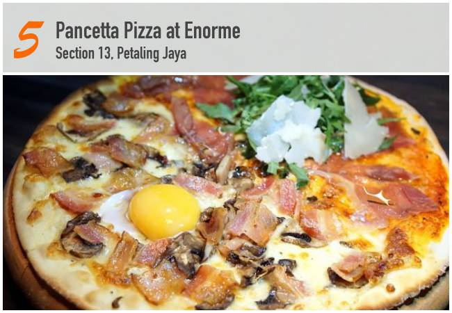 5 Best Bacon Dishes in KL_Enorme