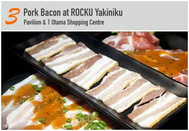 5 Best Bacon Dishes in KL_ROCKU
