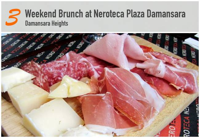 5 Best Sunday Brunches in KL_NerotecaPlazaDamansara