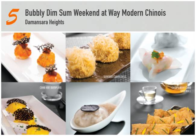 5 Best Sunday Brunches in KL_WayModernChinois
