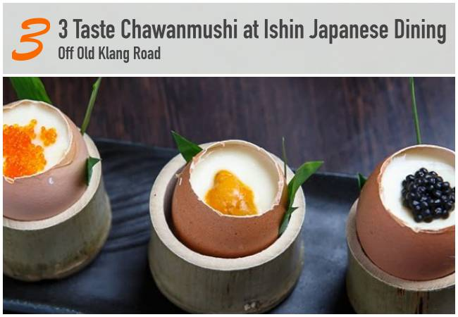 5 Popular Egg Dishes for Egg Lovers in KL_IshinJapaneseDining