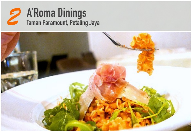 5 Hidden Gem Restaurants in KL That Worth The Journey Travelled_A'Roma Dinings