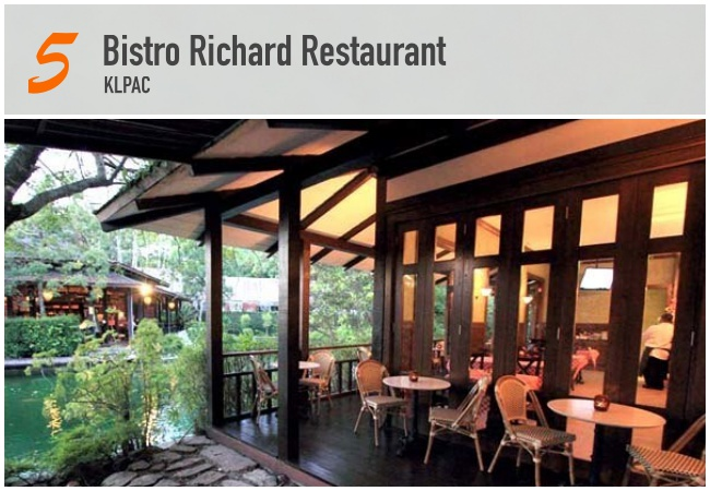 5 Hidden Gem Restaurants in KL That Worth The Journey Travelled_Bistro Richard Restaurant