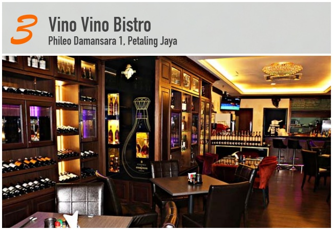 5 Hidden Gem Restaurants in KL That Worth The Journey Travelled_Vino Vino Bistro