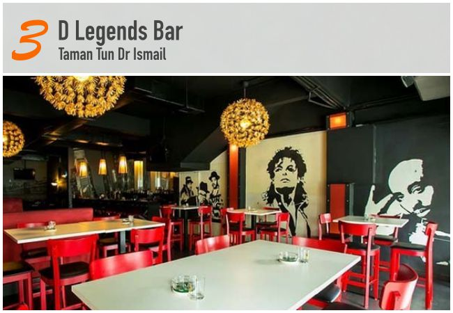 5 Best Beer Bars in KL_D Legends Bar