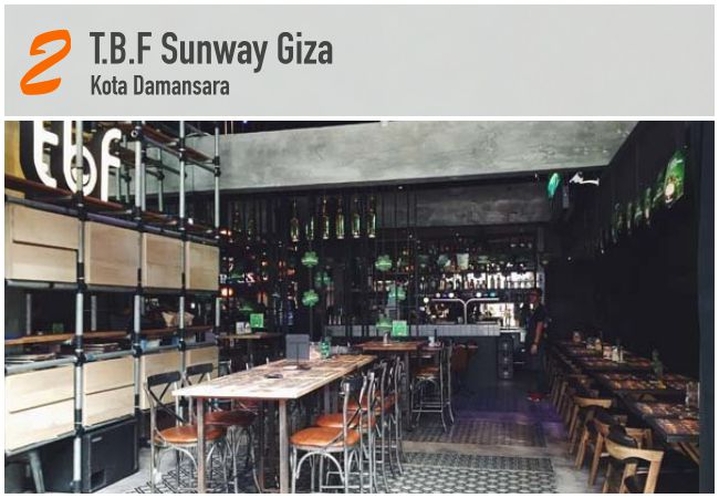5 Best Beer Bars in KL_T.B.F Sunway Giza