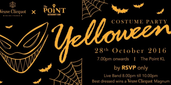Halloween 2016 The Point