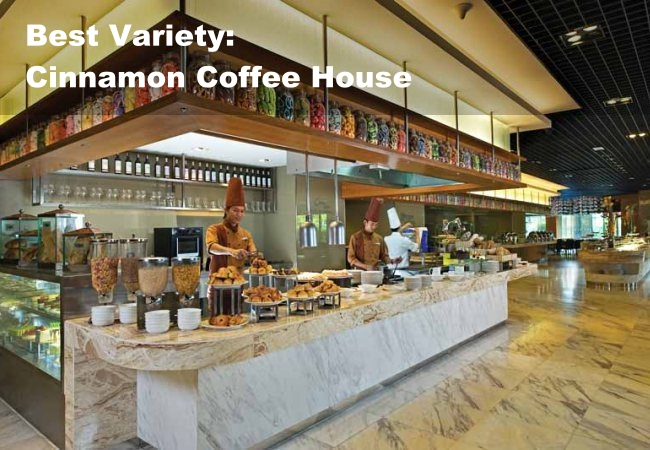 5 Best Buffets in KL for Everyone_Cinnamon Coffee House