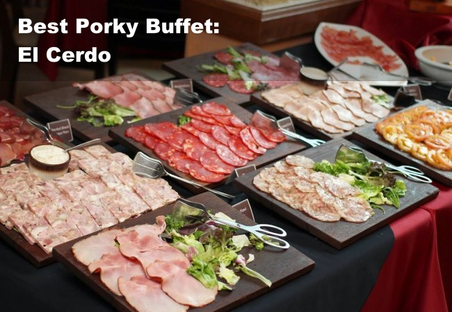 5 Best Buffets in KL for Everyone_El Cerdo