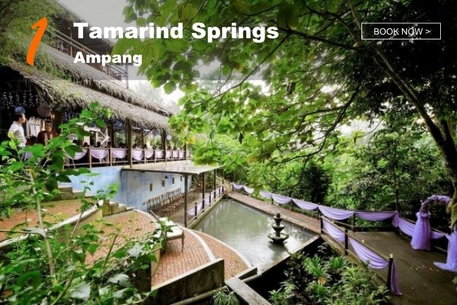 5 Best Restaurants in KL with Peaceful Greenery_Tamarind Springs