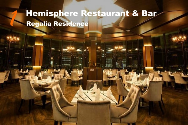 Best Restaurants to Celebrate Birthdays_Hemisphere Restaurant & Bar