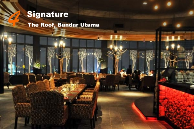 Best Restaurants To Celebrate Birthdays Signature