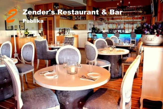 Best Restaurants to Celebrate Birthdays_Zender's Restaurant & Bar