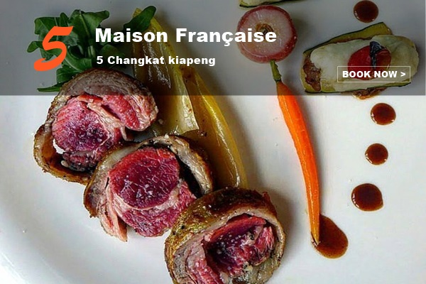 10 Best Christmas Menus to Try in KL_MaisonFrancaise