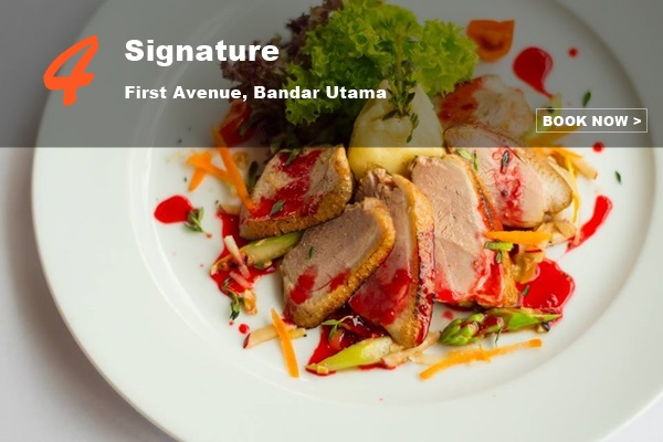 10 Best Christmas Menus to Try in KL_Signature at The Roof