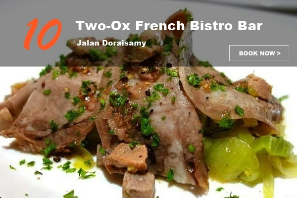 Two-Ox French Bistro Bar