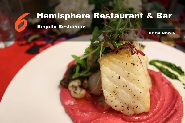 Hemisphere Restaurant & Bar