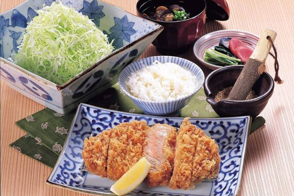 ISETAN The Table_Tonkatsu Anzu